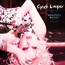 Memphis Blues [Digipak] by Cyndi Lauper (CD, Jun-2010, Downtown)