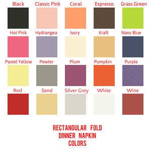 80 Mason Jar Love Printed Rectangular Fold Wedding Dinner Napkins