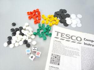 Spare Parts - Tesco Games Compendium  - replacement pieces