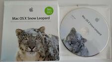 Apple Mac OS X 10.6.3 Snow Leopard Retail, Deutsch, MC573D/A
