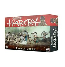 Cypher Lords Warcry Warhammer Age of Sigmar NEW PRESALE SHIPS 8/3