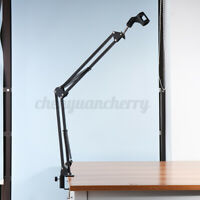 PSA1 Studio Microphone Boom Arm Stands Suspension Table Mount Frame Holders >