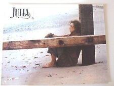 JANE FONDA LOBBY CARD JULIA plage 1977