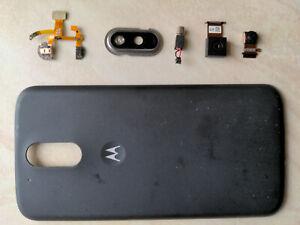 Motorola Moto G4 spares: cameras, lens, vibration motor