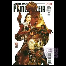 PRINCESS LEIA (2015) #1 Mark Brooks 1:50 VARIANT Star Wars MARVEL Comics NM!
