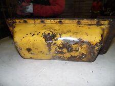 INTERNATIONAL CUB LOW BOY 154 Tractor  OIL PAN