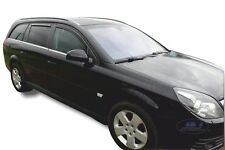 DOP25361 VAUXHALL VECTRA C  Estate 02-08 wind deflectors 4pc set TINTED HEKO