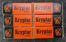 1956 Kryptar 120 Film (Extremely Rare. See Description.)
