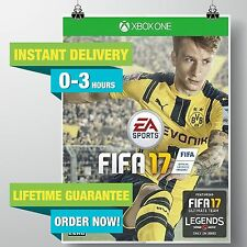 FIFA 17 Xbox One Microsoft Key - FAST DELIVERY! 0 - 3 HOURS DELIVERY