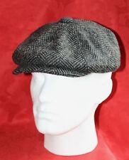 Chapeaux gris gavroches pour homme