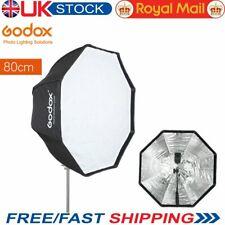 [UK] Godox 80cm Octagon Umbrella Softbox for Speedlite Studio Flash Speedlight