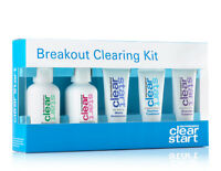 Dermalogica Clear Start Breakout Clearing Kit -NEW FAST SHIPPING