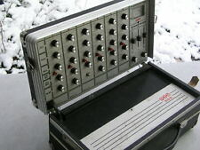 älterer Vintage Powermixer Mixer Mischpult Wem 200