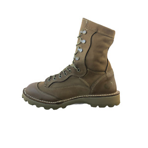"Wellco USMC RAT 8"" MILITARY LEATHER BOOTS MOJAVE GTX GORETEX E163 Sz 9 R  USA"