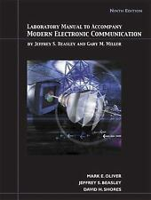 Lab Manual for Modern Electronic Communication, , Shores, David, Beasley, Jeffre