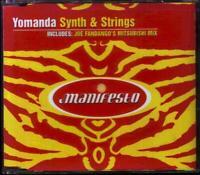 YOMANDA Synth & Strings CD Single
