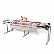 Grace Q'nique Long Arm Quilting Machine and Grace Q'nique Frame Combo