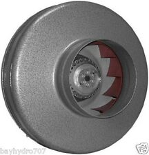 "Vortex 6"" 449 CFM Powerfan Centrifugal Blower Highest Quality SAVE $$ BAY HYDRO"