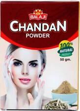 2X Balaji Chanda Powder (Sandalwood powder) Pure Natural 50gm