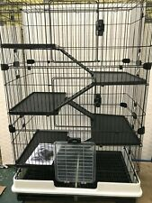 5 TIER RABBIT / GUINEA PIG / CHINCHILLA / RODENT / CHIPMUNK CAGE GREAT CAGE