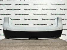 Suzuki SX4 2015-2016 pare-chocs arrière blanc en véritable [J22]
