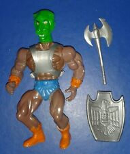 1984 ORIGINAL *** PUNCH *** SUNGOLD GALAXY WARRIORS (Ver 3) RUBBER HEAD