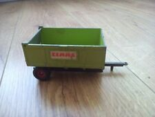 Britains Claas Tipping Silage Trailer 1:32 Scale UnBoxed -