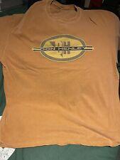 Don Henley Vintage T-shirt Inside Job North American Tour 2000 Men's Xl Rare