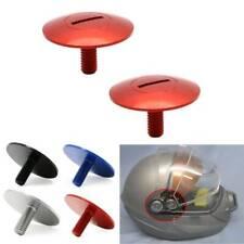 2X Visor Helmet Screws Screw Replace 4477430008 For SKI-DOO Modular 1 2 3 R1