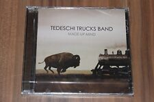 Tedeschi Trucks Band-made up Mind (2015) (CD) (88883743142) (Nuovo + OVP)