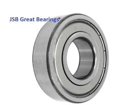 "(Qty. 10) Ball Bearing 1616-ZZ Shielded high quality 1/2""x1-1/8""x3/8"""