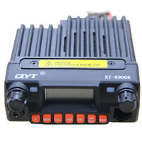 QYT KT-8900R 25W Tri-Band Transceiver 136~174&240-260&400~480MHz Two Way Radio