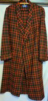 VTG SIERRA WOOLS Men's Wool Robe,1950s, Made in Japan, Size M