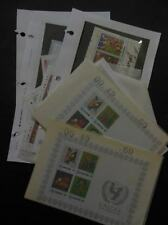 SINGAPORE : Group of singles, sets & Souvenir Sheets. All Very Fine, Mint NH.