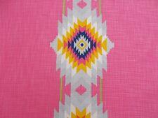 Andrew Martin Curtain Fabric 'CRUZ - PARAISO' 0.65 METRES (65cm) Linen Blend