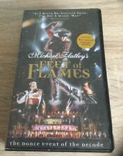 Michael Flatley's Feet Of Flames VHS,Video,Tape,1998 - Fast Free P&P PAL