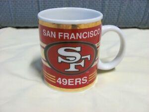 San Francisco 49ers Coffee Mug PAPEL NFL Football