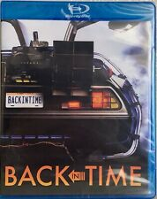 NEW BACK IN TIME BLU RAY FREE WORLD WIDE SHIPPING BUY IT NOW STEVEN SPIELBERG