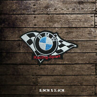 Car Brand Racing Sport Embroidered Iron On Sew On Patch Badge For Clothes etc