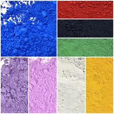 Ossidi Minerali squisita Ultramarine PIGMENTI-Polvere Glitter Cosmetica Crafts
