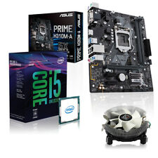 Aufrüst Kit Coffee Lake Intel i5-8400 6x 2.8GHz (Hexacore), ASUS PRIME H310M-A