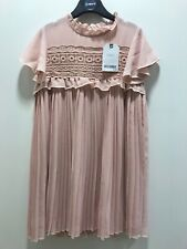 Dusky Pink Dress from Next - age 7 yrs - New - BNWT