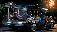 Back To The Future Poster Length: 1200 mm Height: 700 mm SKU: 71