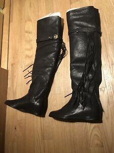 stuart weitzman over the knee boots 6