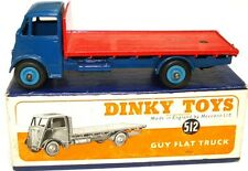 DINKY NO. 512 GUY FLAT TRUCK - A/MINT BOXED