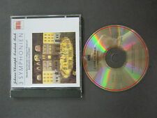 CD: Bach 3 SYMPHONIES Burkhard Glaetzner NEUES BACHISCHES 1993 BERLIN Germany