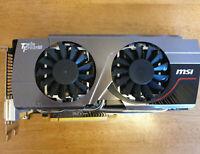 MSI GeForce GTX 680 2048 MB (N680GTX Twin Frozr 2GD5/OC Mac Pro OS X Flasheable