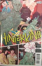 Hinterkind #12 NM- 1st Print Vertigo Comics