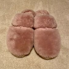 Ugg Australia Dalla Slippers in Dusk (pink) size 11