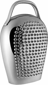 Alessi Cheese Please CHB02 Râpe à Fromage Cheese Grater in 18/10 Stainless Steel